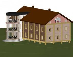 Kontor Huset Presentation-3D 2